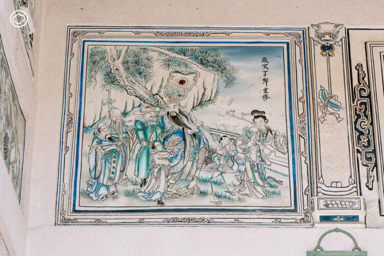 เข้า บ้านหวั่งหลี หนึ่งในคฤหาสน์บรรพชนจีนซึ่งสมบูรณ์ที่สุดในสยาม, ล้ง 1919