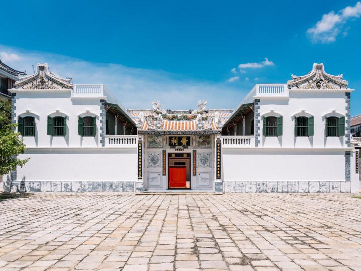 เข้า บ้านหวั่งหลี หนึ่งในคฤหาสน์บรรพชนจีนซึ่งสมบูรณ์ที่สุดในสยาม