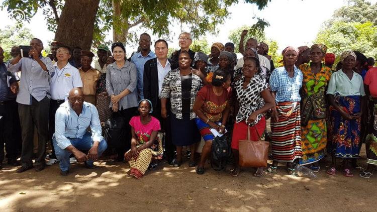 นาข้าว ปลานิล และมะม่วงกวน วิถีชนบทไทยในแอฟริกาที่ช่วยให้ชาวตวนในโมซัมบิกไม่อดอยาก, ประเทศโมซัมบิก