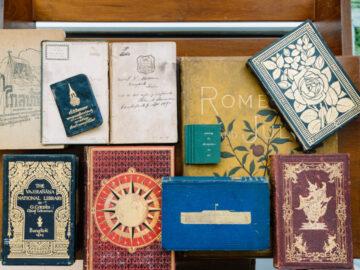 เรื่องเบื้องหลังหนังสือหายาก 10 หมวดที่มีอายุกว่าร้อยปีของหอสมุดแห่งชาติ