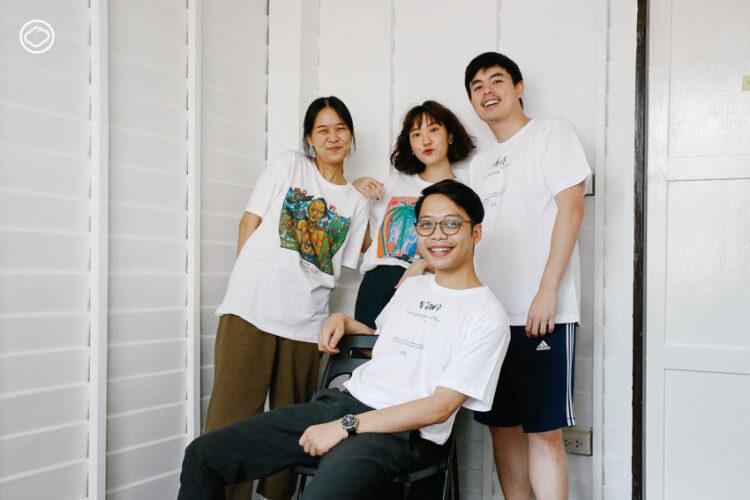 โปรเจกต์ระดมทุนของ Limited Education และ 17 ศิลปินที่ช่วยไม่ไห้เด็กไทยหลุดจากระบบการศึกษา