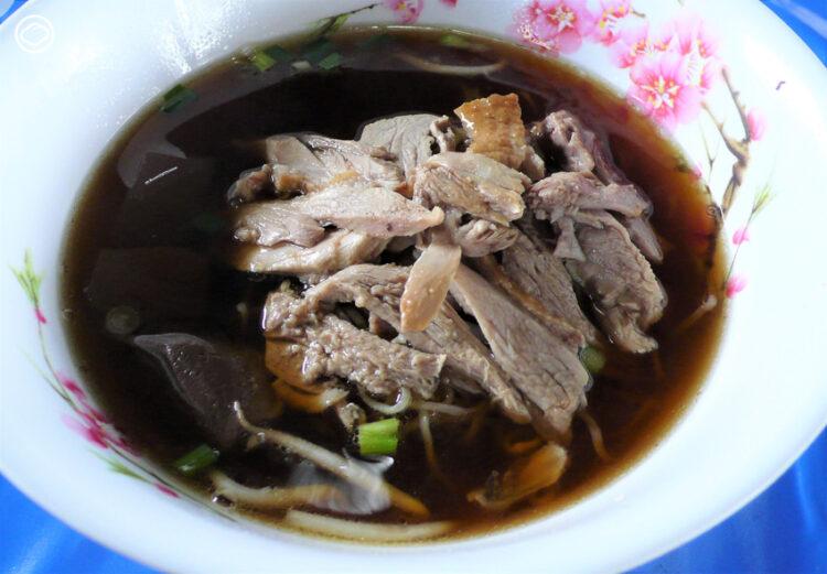 ทำไมอาหารจานเป็ดจึงเป็นอาหารจานโปรดในเอเชีย แต่ไม่เป็นที่นิยมในซีกโลกตะวันตก, เป็ดพะโล้
