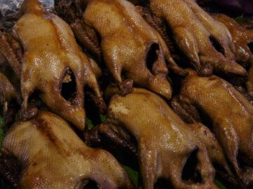 ทำไมอาหารจานเป็ดจึงเป็นอาหารจานโปรดในเอเชีย แต่ไม่เป็นที่นิยมในซีกโลกตะวันตก