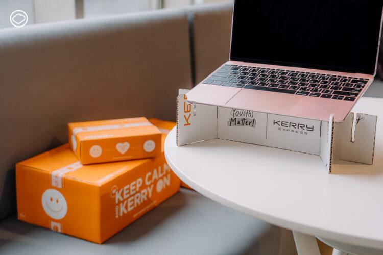 วิธีทำแบรนด์โลจิสติกส์ให้เซ็กซี่ สนุก และเป็นที่รัก ฉบับ Kerry Express, สีตลา ชาญวิเศษ ผู้บริหารสูงสุด กลุ่มงานสื่อสารการตลาด บริษัท เคอรี่ เอ็กซ์เพรส (ประเทศไทย) จำกัด (มหาชน)