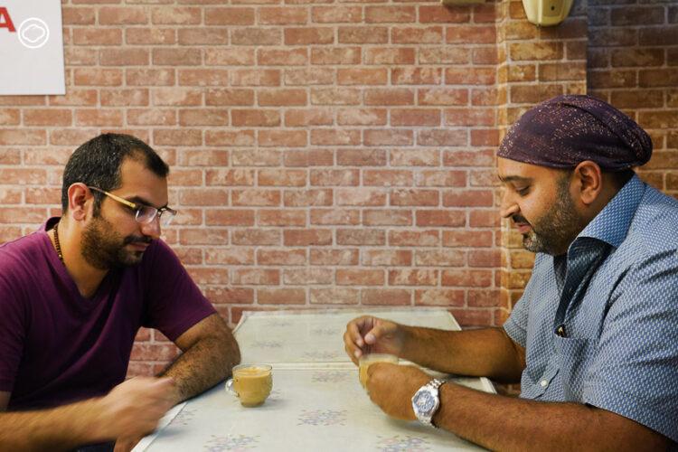 ท่องกรุงเทพฯ ไปลิ้มสูตรลับจากครัวมหาราชา ดื่มชาเครื่องเทศ 3 รสใน 3 ร้านชา 3 บุคลิก, ชาอินเดีย