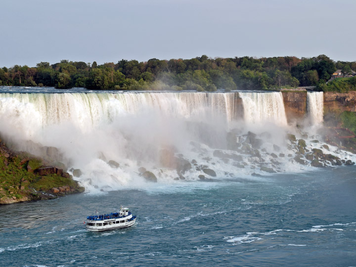 niagara falls canada, รู้จักความอัจฉริยะของ Nikola Tesla ผ่านพลัง น้ำตกไนแอการา แคนาดา, อเมริกา