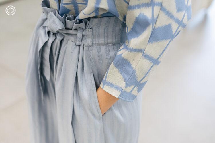 7 แบรนด์ผ้าไทยใน ICONCRAFT ที่ทำให้หลงรักผ้าไหมแบบถอนตัวไม่ขึ้น, Iconsiam, ผ้าไหมไทย