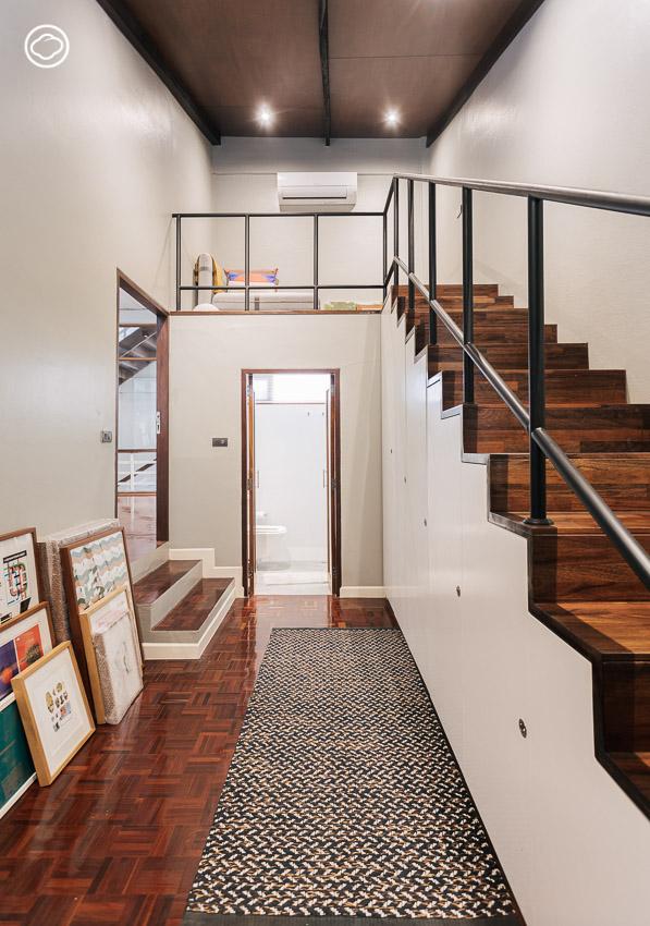 TNOP™ DESIGN โฮมออฟฟิศที่คิดจะอยู่เป็นบ้านหลังสุดท้ายของชายผู้ย้ายบ้านบ่อย, ธีรนพ หวังศิลปคุณ