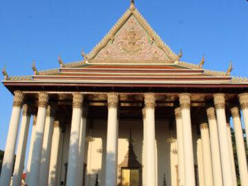 วัดเทพศิรินทราวาส วัดที่รัชกาลที่ 5 ทรงสร้างให้พระมารดาด้วยสถาปัตยกรรมไฮบริด