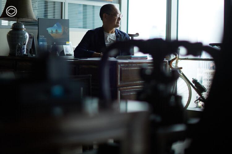 อภินันท์ เกลียวปฏินนท์ CEO บ้าพลังผู้เขียนจดหมาย 30 หน้าถึงพนักงานทุกคนทุกปี, กลุ่มธุรกิจการเงินเกียรตินาคินภัทร