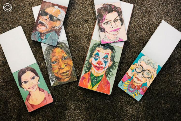 Call me by my name โปรเจกต์วาดภาพใบหน้านักโทษที่ไม่เหมือน ไม่สวย แต่ทำให้พวกเขามีตัวตน