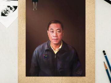พ.ต.อ.ชัยวัฒน์ บูรณะ จาก Art Director บริษัทโฆษณาสู่นักสเกตช์ภาพคนร้ายมือหนึ่งของไทย
