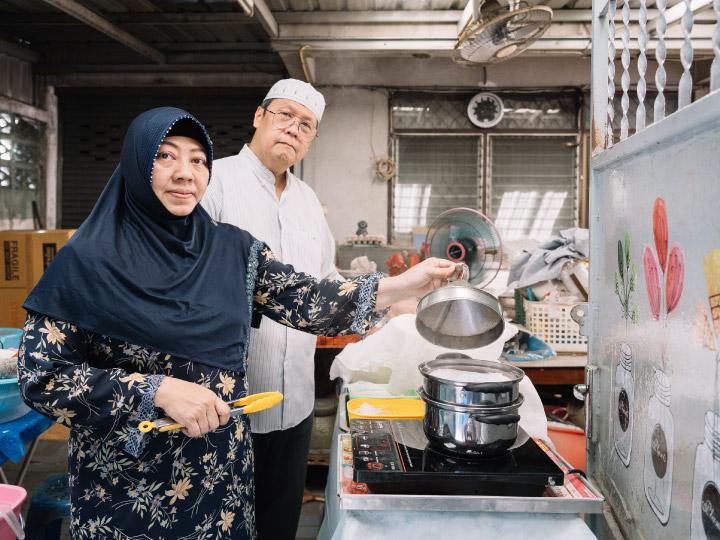 9 อาหารมุสลิม เก่าแก่ไม่ควรพลาด ในตลาดฮาลาลเจริญกรุง 103