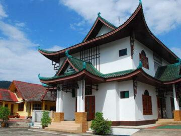ทำไม มัสยิดไทย มีลายสวัสดิกะ ดอกบัว และลายอายุวัฒนะแบบศิลปะจีน