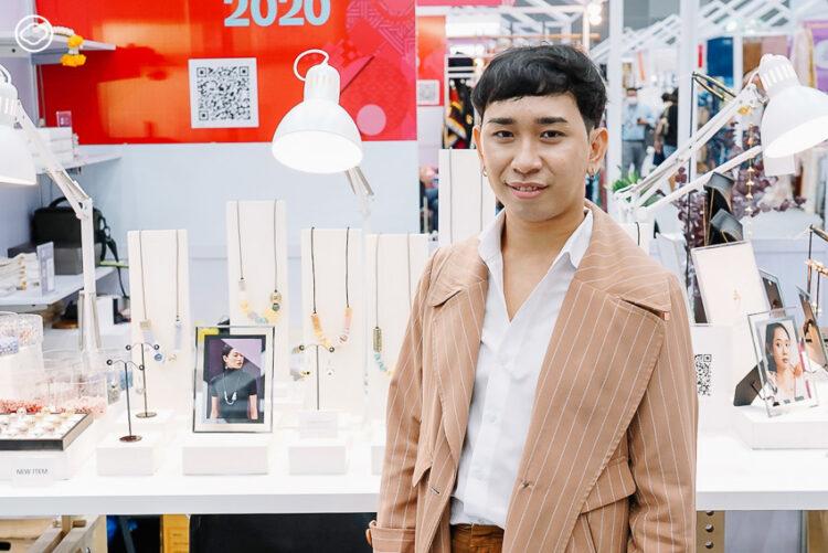 7 แบรนด์ไทยแสนเก๋ที่ควรรู้จักในงาน Craft Bangkok 2020