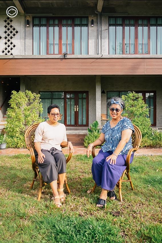 กาศยปี รร.ที่ได้แรงบันดาลใจจากแม่ ใช้ชื่อแม่ และจุบรรยากาศวัยเด็กของสองพี่น้องชาวธนบุรี