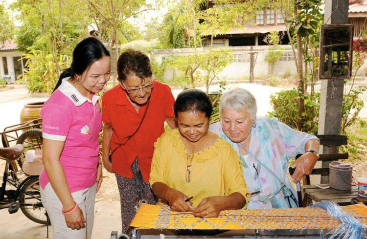 Lanee's Residenz บ้านพักบั้นปลายของตายายวัยเกษียณที่สร้างงานให้คนรุ่นใหม่ทั้งชุมชน, บ้านพักคนชรา บุรีรัมย์