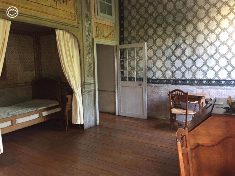 Les Charmettes บ้านสวนหลังเล็กในฝรั่งเศส แหล่งกำเนิดรักครั้งแรกของ ฌอง-ฌาค รุสโซ, Jean-Jacque Rousseau