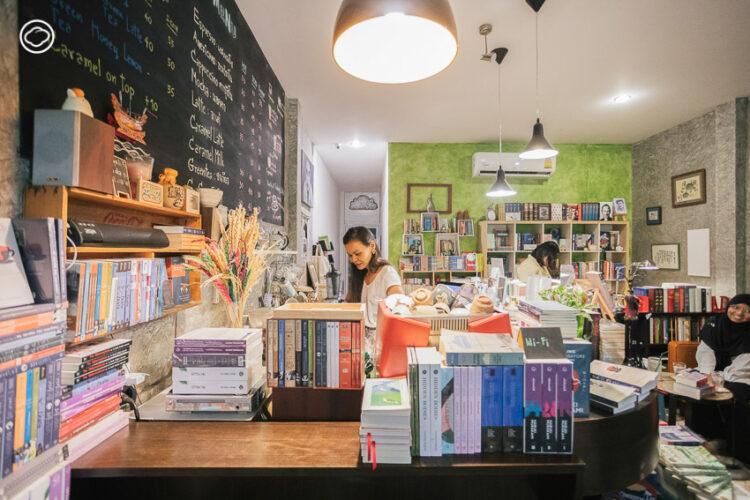 ความกดอากาศต่ำ เมื่อสาวนักอ่านกลับบ้านเกิดมาเปิดร้านหนังสืออิสระแห่งแรกของสตูล