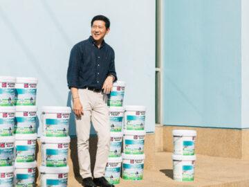12 เรื่องราวของ Nippon Paint ผู้ผลิตสีเก่าแก่ที่สุดในญี่ปุ่นที่มีอายุกว่า 139 ปี, คุณวัชระ ศิริฤทธิชัย ผู้จัดการทั่วไป บริษัท นิปปอนเพนต์ เดคโคเรทีฟ โคทติ้ง (ประเทศไทย)