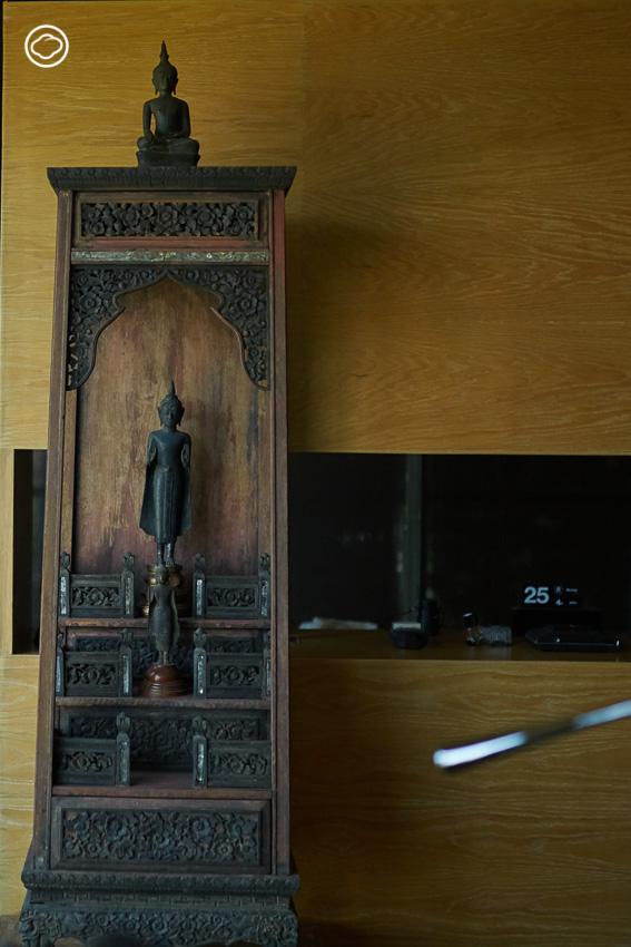 เสริมคุณ คุณาวงศ์ เจ้าของธุรกิจพันล้าน ผู้เปิดบ้านเป็นพิพิธภัณฑ์งานศิลปะของศิลปินไทย