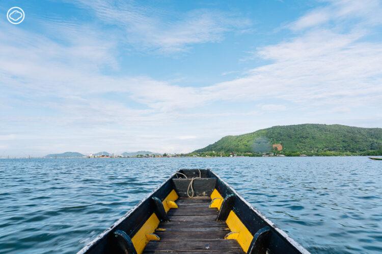 ทะเลสาบสงขลา, ทำความรู้จักสงขลา เมืองท่าแห่งลากูนหนึ่งเดียวในประเทศผ่านสิ่งของ 12 อย่าง, ที่เที่ยวสงขลา
