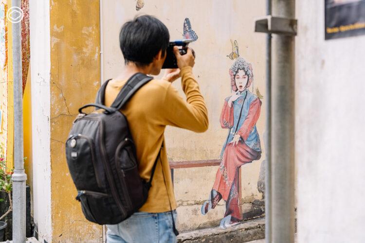 สตรีทอาร์ต สงขลา, ทำความรู้จักสงขลา เมืองท่าแห่งลากูนหนึ่งเดียวในประเทศผ่านสิ่งของ 12 อย่าง, ที่เที่ยวสงขลา