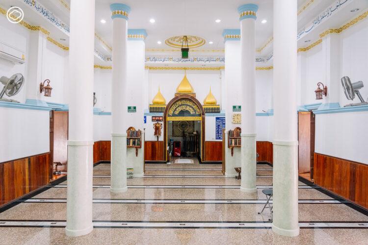 มัสยิดบ้านบน สงขลา, ทำความรู้จักสงขลา เมืองท่าแห่งลากูนหนึ่งเดียวในประเทศผ่านสิ่งของ 12 อย่าง, ที่เที่ยวสงขลา