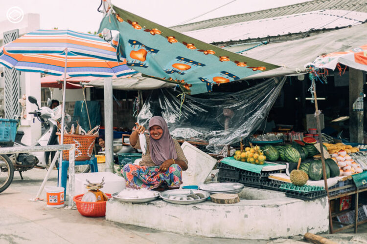 ชุมชนมลายู, เกาะสมุย