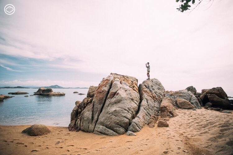 เวียร์ ศุกลวัฒน์, เกาะสมุย, บันทึกเที่ยวตามใจ