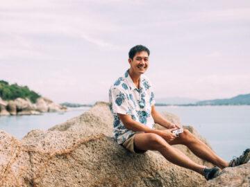 เวียร์ ศุกลวัฒน์ กับบันทึกการเดินทางทริปล่าสุด เที่ยวชุมชนที่เกาะสมุยและดำน้ำเกาะเต่าครั้งแรก
