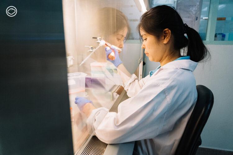 ภารกิจพิชิต มาลาเรีย ด้วยนวัตกรรมสุดล้ำจากความร่วมมือของ 40 สถาบันการแพทย์ย่านโยธี YOTHI Medical Innovation District