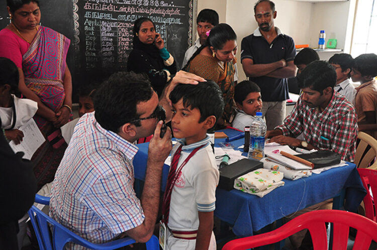 Aravind Hospital รพ.ตาที่รักษาคนไข้หลายล้านคนแบบถูกและดีด้วยวิธีคิดสไตล์ร้านแมคโดนัลด์, การออกแบบโรงพยาบาล