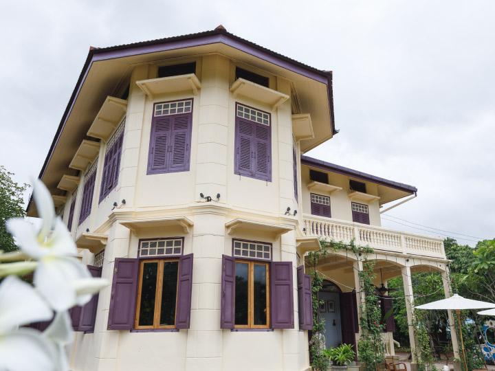 บ้านพระยาสุเรนทร์ บาย มาดามมูเซอร์ ย้อนวันวานในร้านอาหารจากจวนผู้ว่าฯ คนแรกของลำปาง