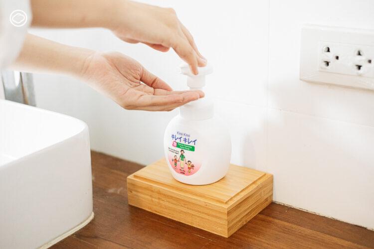 11 เรื่องเล่าของธุรกิจคิเรเนะ Kirei Kirei สบู่ที่ชวนล้างมือสนุกตามวิธีฝึกวินัยเด็กญี่ปุ่น