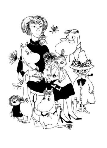 คุยกับ Sophia Jansson หลานรัก Tove Jansson ผู้ดูแลมรดก Moomins ที่คนทั่วโลกตกหลุมรัก, มูมิน