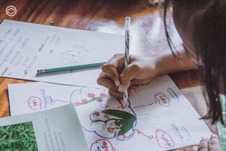 ห้องเรียนนอกเวลาบ้านครูเขียว หลักสูตรพัฒนาเด็กพิเศษด้วยเศรษฐกิจพอเพียงและธรรมชาติชุมชน, ครูเขียว-จิรารัตน์ ล่องจ๋า