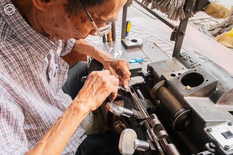 9 ร้านซ่อมรอบกรุง ที่เปลี่ยนกุญแจ นาฬิกา พิมพ์ดีด และสารพัดของเสียให้กลับมา Spark Joy อีกครั้ง, ร้านซ่อมกุญแจ