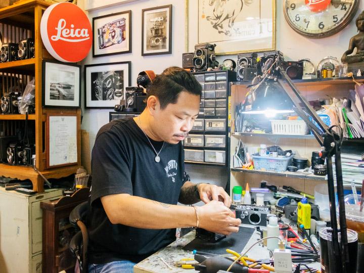 9 ร้านซ่อมรอบกรุง ที่เปลี่ยนกุญแจ นาฬิกา พิมพ์ดีด และสารพัดของเสียให้กลับมา Spark Joy อีกครั้ง