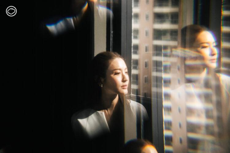 ความกลัว ความกล้า และลูกบ้า ของนางเอกสาวหวานซ่อนเปรี้ยว แอฟ-ทักษอร ภักดิ์สุขเจริญ
