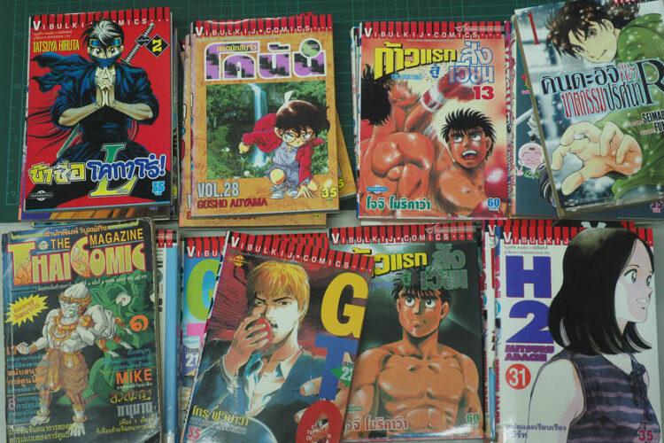 วิบูลย์กิจ จากเด็กมัธยมลอกลายด้วยใจรัก สู่ สำนักพิมพ์ ที่กำเนิดมังงะลิขสิทธิ์เล่มแรกของไทย