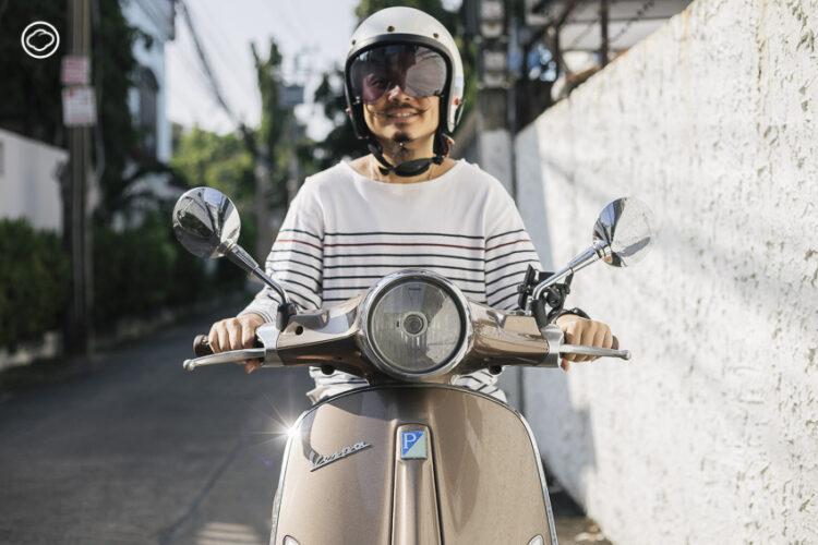 10 เรื่องราว 10 ปีของ Vespa ประเทศไทย สกูตเตอร์ที่สนับสนุนการมีอิสระมาตั้งแต่สงครามโลกครั้งที่ 2