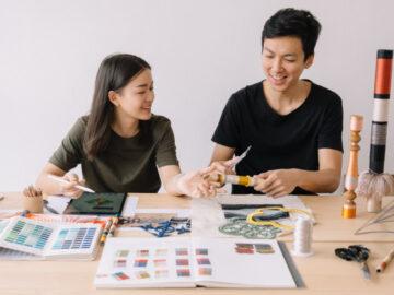 ease studio สตูดิโอออกแบบที่เปลี่ยนภาพจำงานปักเป็นงานปังด้วยดีไซน์และเครื่องจักร
