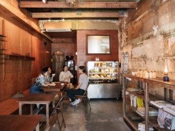 Nangloeng Shophouse ร้านขายของชำกึ่งคาเฟ่ของคู่รักเจ้าของบาร์ที่เสิร์ฟแต่ของโฮมเมด