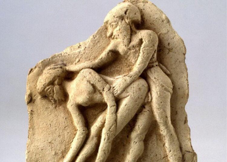 ประวัติหนังโป๊, หนังโป๊เรื่องแรกของโลก, ก้อนหิน ผนังถ้ำ หม้อ บิดาแห่งหนังโป๊ของเมื่อหมื่นพันปีก่อนโลกจะรู้จัก Pornhub