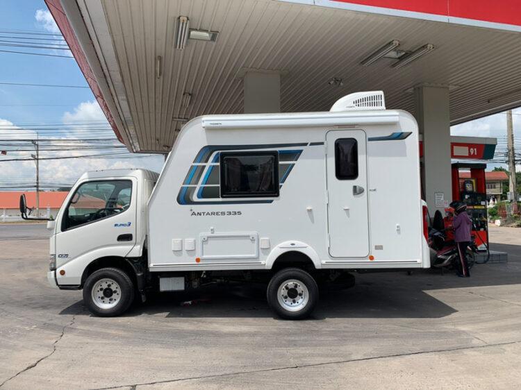 'รถบ้าน' ที่พักเคลื่อนที่ได้แบบ Camping ลูกครึ่งรีสอร์ตกับสถานที่จอดในไทย