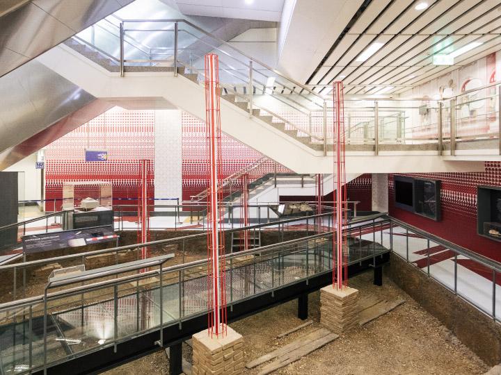 Site Museum พิพิธภัณฑ์แห่งใหม่ล่าสุดของกรุงเทพฯ ที่ฝังตัวลึกลงไปใต้ดินกว่า 16 เมตร