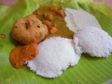 อาหารทมิฬกัม ชาวอินเดียที่นำพริก มะนาว กาแฟ เข้าเมืองไทย และมีตำรับอาหารอร่อยคล้ายชาวสยาม