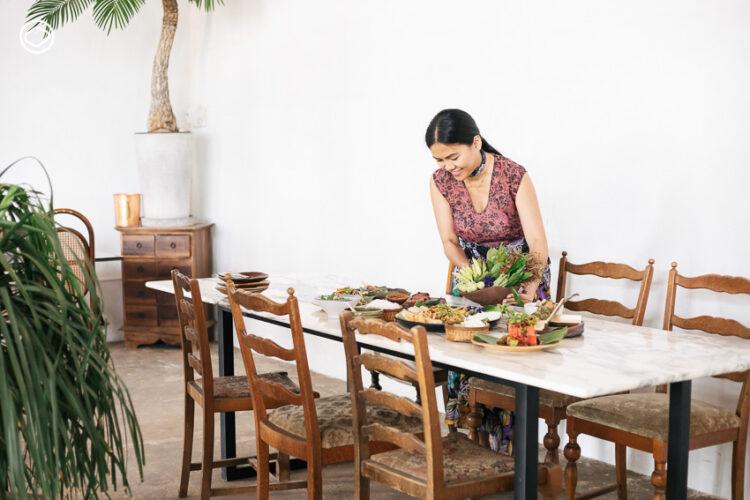 Zao อาหารอีสานสูตรคุณยาย จังหวัดอุบลฯ ที่เมนูขึ้นอยู่กับของสดจากตลาดเช้าท้องถิ่น