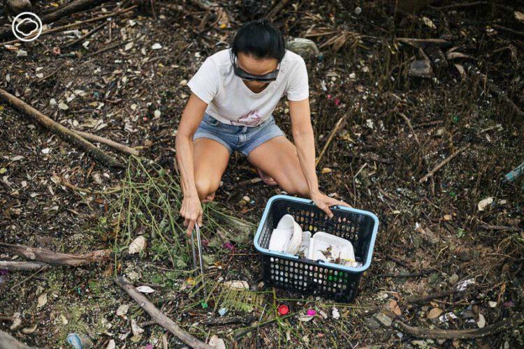 อมรา วิจิตรหงษ์ เด็กสาวที่โตมาด้วยขยะและแชมป์โลก Windsurf ผู้ผันตัวเป็นนักอนุรักษ์ทะเล